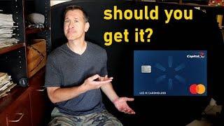 Walmart Credit Card Review 2020