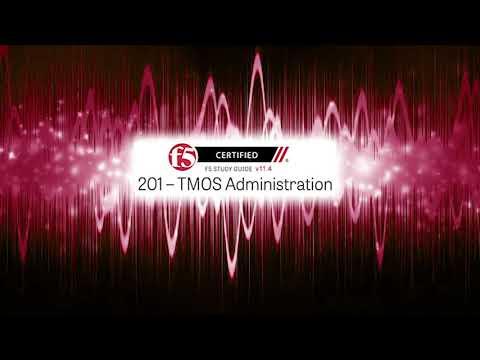 F5 201 - TMOS Administration - v11.4 - YouTube