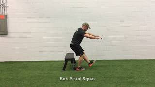 Pistol Squats, Beginner To Badass!
