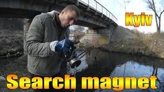 Поисковый магнит Самая ГРЯЗНАЯ река Киева