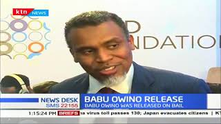 DPP Haji writes to judicial service commission, challenges Babu Owino\'s release bail terms