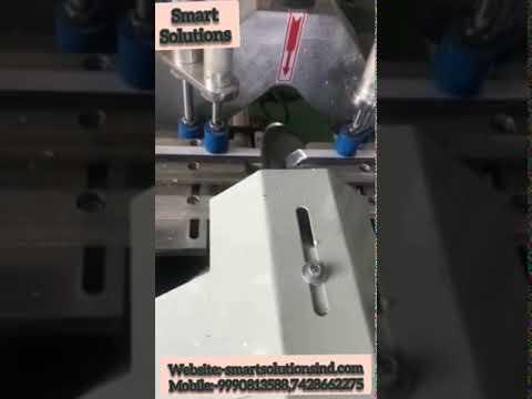 Glazing Bead Saw UPVC Window Machine