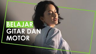 Demi Dalami Peran Yura di Film Tersanjung, Clara Bernadeth Harus Belajar Naik Motor dan Main Gitar