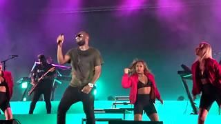 GIMS - Miami Vice (Extrait) - FESTIVAL MONTAUBAN en SCENES - 29 Juin 2019