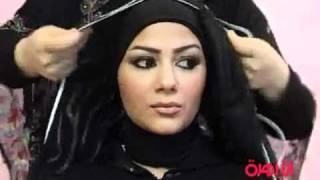 لفات حجاب انيقة و سهلة