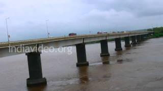 Mandovi Bridge in Goa