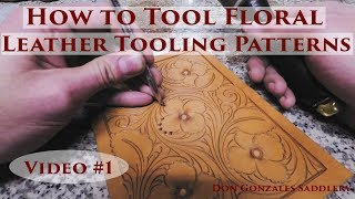 Drawing Leather Floral Patterns Free Video Search Site Findclip