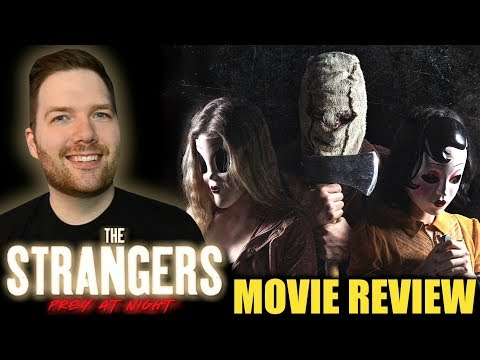 The Strangers: Prey at Night – Movie Review