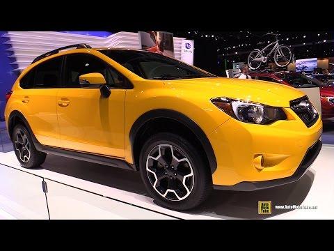 2015 Subaru XV Crosstrek Special Edition - Exterior Walkaround - 2015 Detroit Auto Show