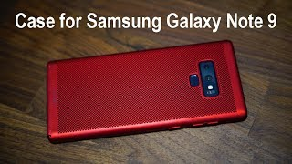 Here is the new case I am using for Samsung Galaxy Note 9