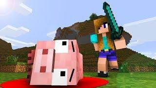 Pig Life 1 3   Minecraft Animation [Minecraft Compilation]