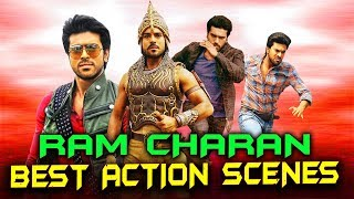 Ram Charan All Time Best Action Scenes | Magadheera, Yevadu 2, Chirutha, Double Attack