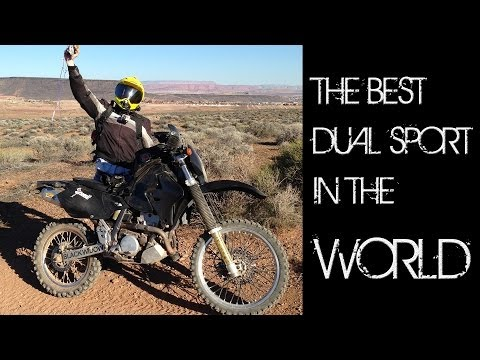o#o Suzuki DRZ 400 Quick Review: Best Dual Sport Motorcycle in the World