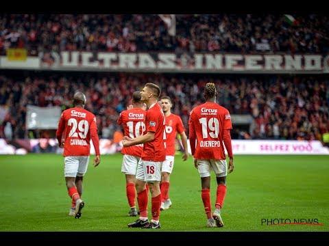 Standard - FC Bruges : 3-1