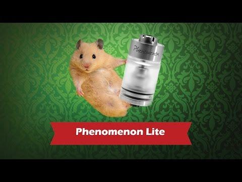 Phenomenon Lite (Yeahsmo) - обслуживаемый бакомайзер - видео 1