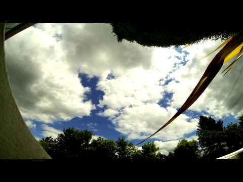 Summer Rolling Clouds - Gopro Hero3