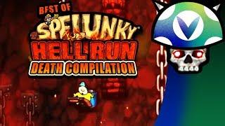 [Vinesauce] Joel   Spelunky Death Compilation