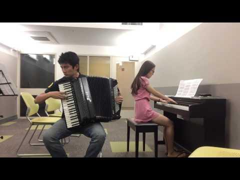 Oblivion - Duet accordion & piano