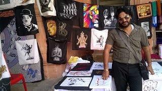 Арун Кумар Баджак -  «человек иголка»