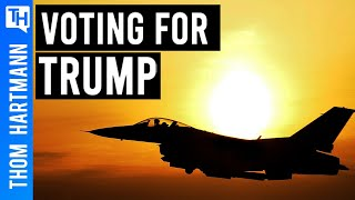 Why Do the Military Vote Trump?