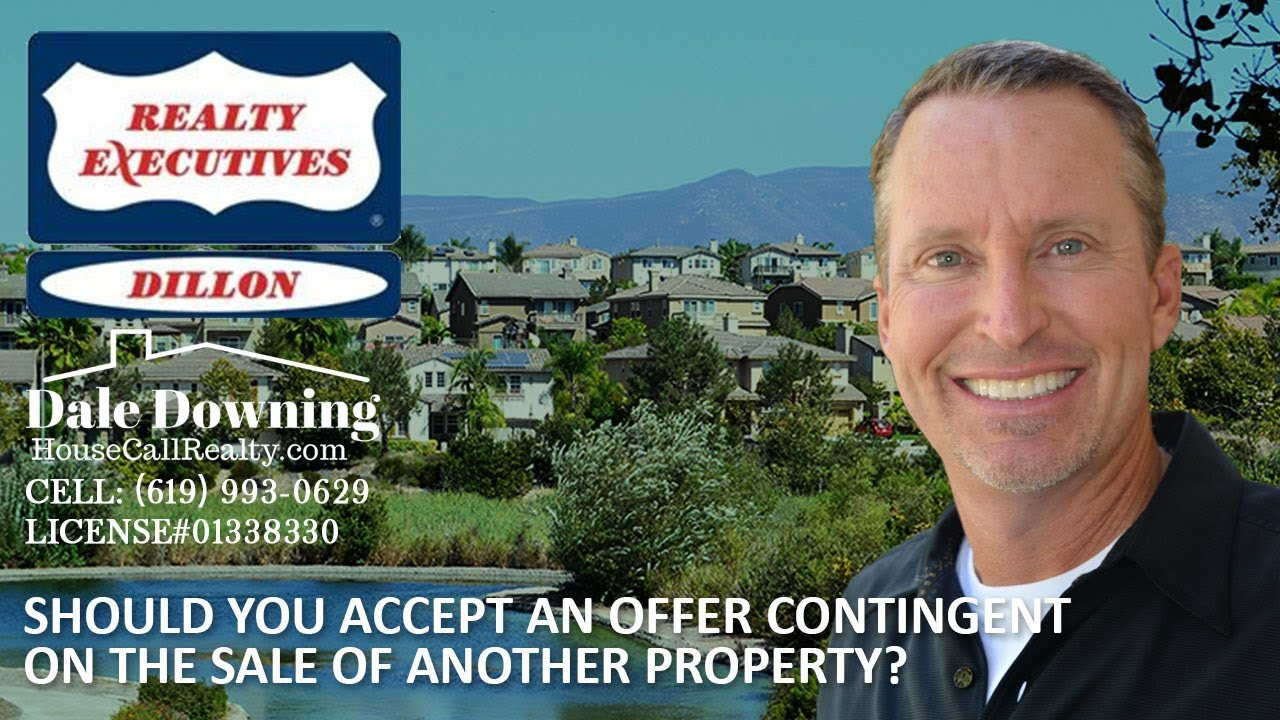 Should you accept an offer Contingent on the Sale of another Property?