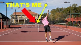 Serve WHEREVER YOU WANT With This Easy Drills! Serve Accuracy