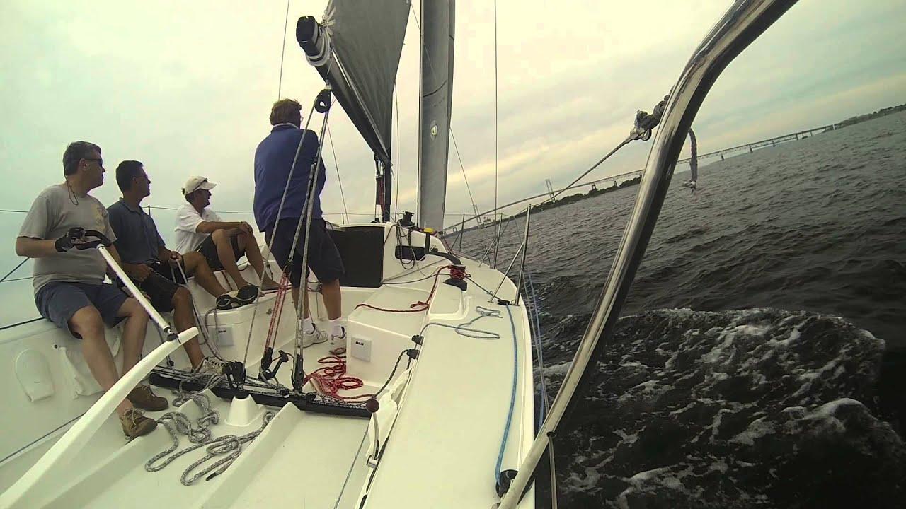 J/88 Demo Sail (1 of 4)