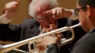 Mahler: Trumpet Solo from Symphony No. 5 (Benjamin Zander - Interpretation Class - Elmer Churampi)