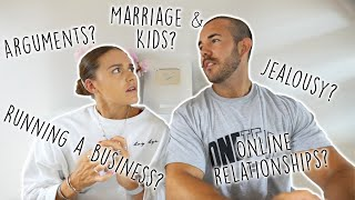 COUPLES Q&A... Get To Know Us!