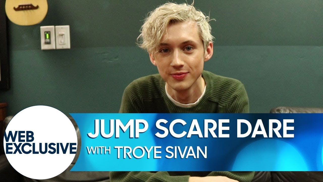 Jump Scare Dare: Troye Sivan is Put to the Terrifying Test thumbnail
