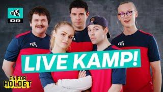 LIVE: Fodboldhaderne vs. Team Brizze