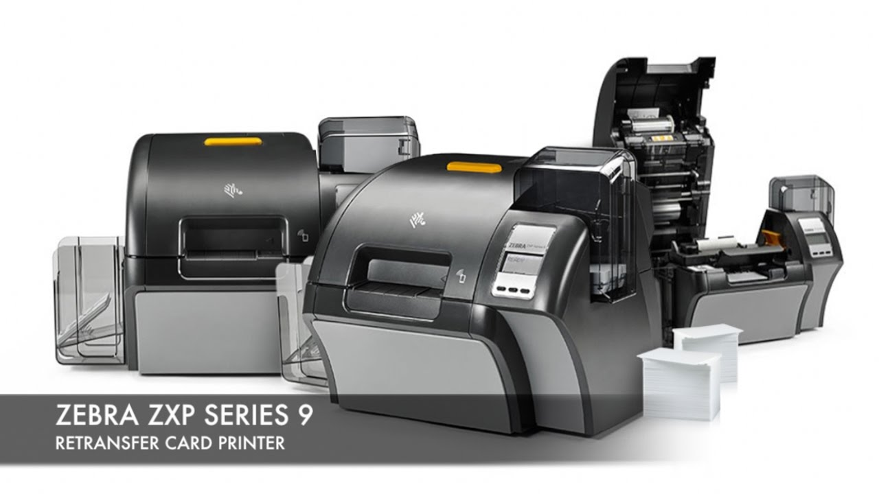 Introducing the Zebra ZXP Series 9 Printer