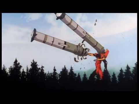 """Neon Genesis Evangelion AMV - Гражданская оборона """"Русское поле экспериментов"""