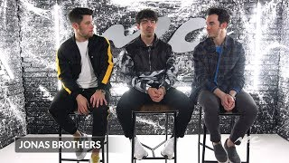 "Jonas Brothers On Their Leading Ladies In ""Sucker"" Video"