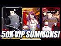 BEST 50x VIP Summons For SSR Hoji chishe Tokyo Ghoul Dark War