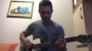 Dju Bento   Don't Stop Dancing (Guitar Cover) Creed