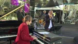 Jan Lundgren Trio feat  Grégoire Maret - Live @ Jarasum International Jazz Festival, Oct 2014