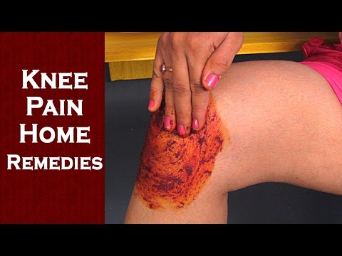 Video Knee Pain Relief From Home Remedies - How To Get Knee Pain Relief At Home