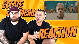 Salmo   Estate Dimmerda | RAP REACTION E POLEMICHE 2017 | ARCADEBOYZ