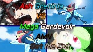 pokemon ash greninja vs mega gardevoir 123vid