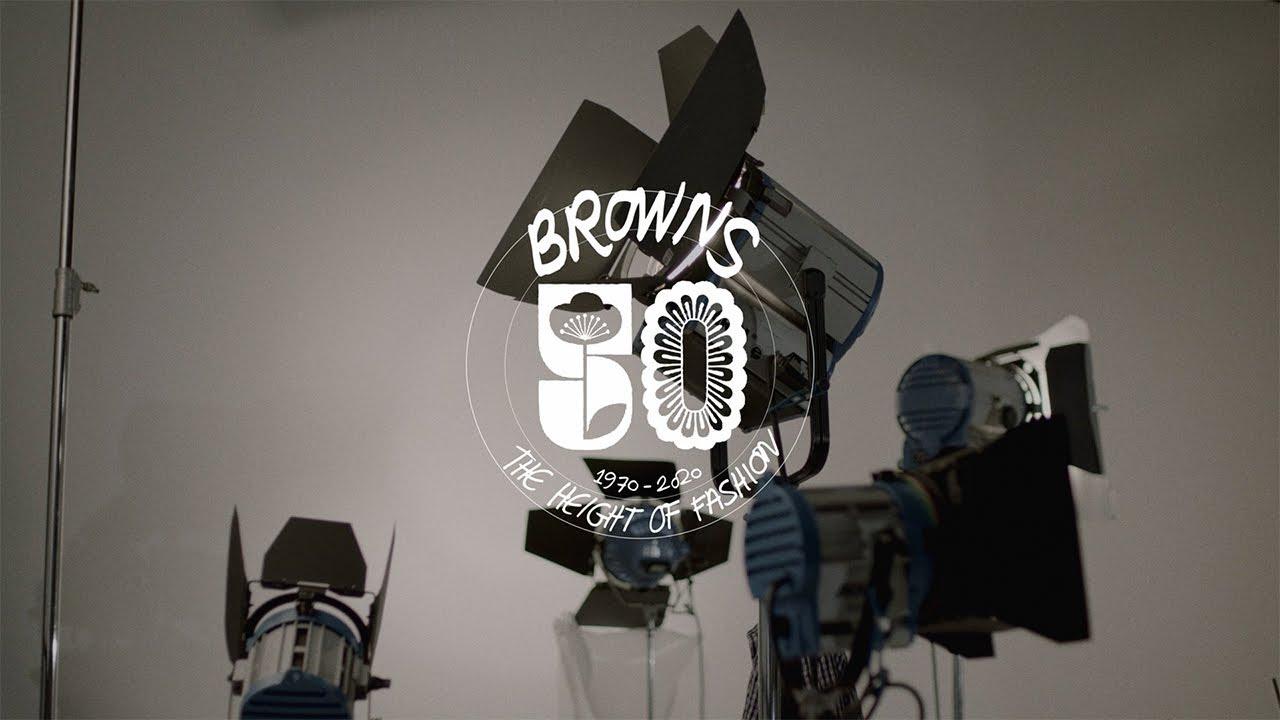 La storica boutique del lusso inglese compie 50 anni e si prepara a un serie di grandi collaborazioni