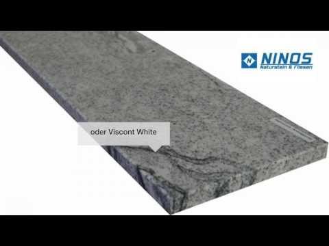 Granit Fensterbank | Fensterbänke online kaufen