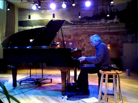 """""""holding to the dream"""" performed by bryon tosoff at blue frog studio white rock"""