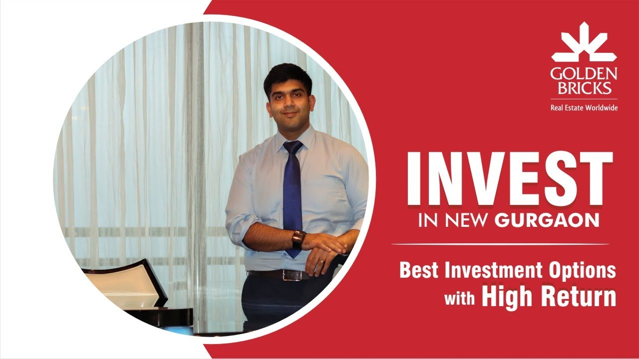Invest in New Gurgaon   Best Commercial Property Investment Options With High Return