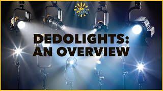 Overview of Dedolight Focusing Lights