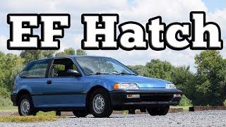 Honda Civic (EF) 1987 - 1991