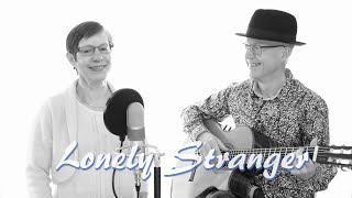 Lonely Stranger - Eric Clapton Cover by Nick and Jane (1 mic 1 take)