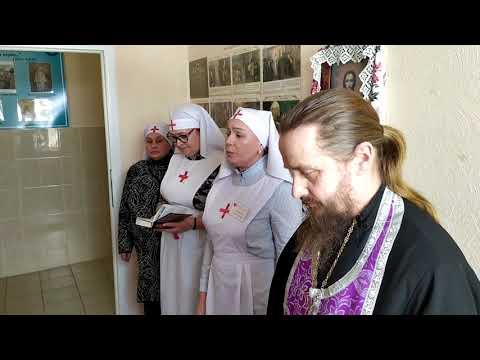 Курганский священник освятил помещения областного наркодиспансера