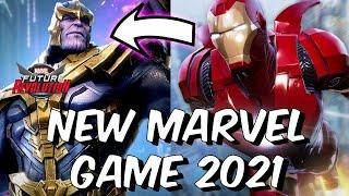 ¡Este NUEVO juego de Marvel LO CAMBIARÁ TODO! - MMORPG móvil - Marvel Future Revolution 2021