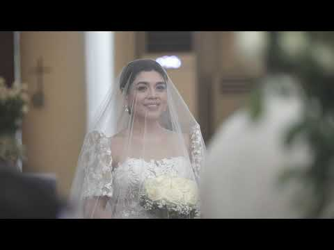 Bride's Grand Wedding Entrance ft. Bernie Pasamba